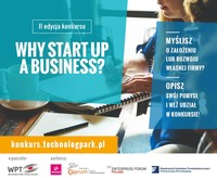 Why start up a business